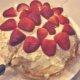 Sugar Free Crepes Cake