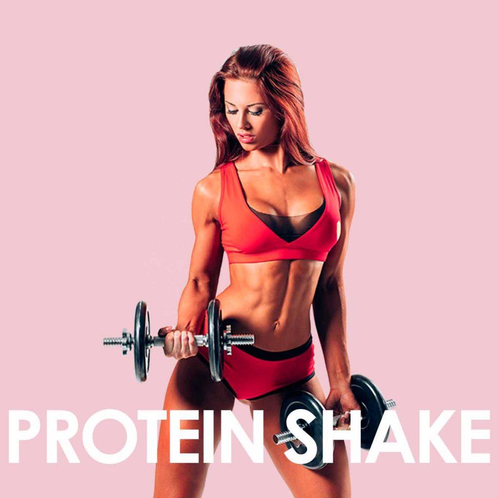 Sugarfree protein shake