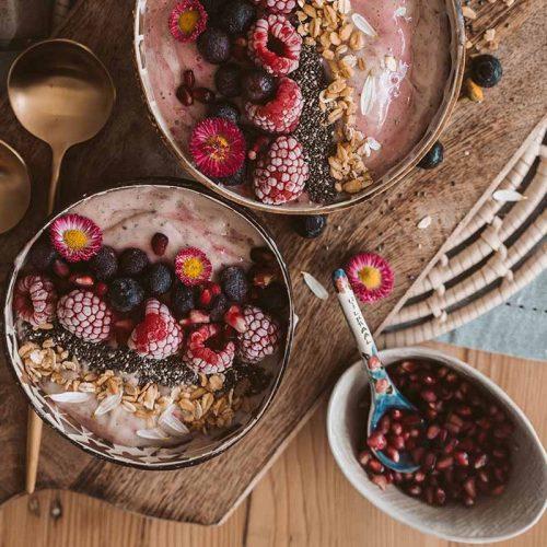 Sugarfree Berry Bowl