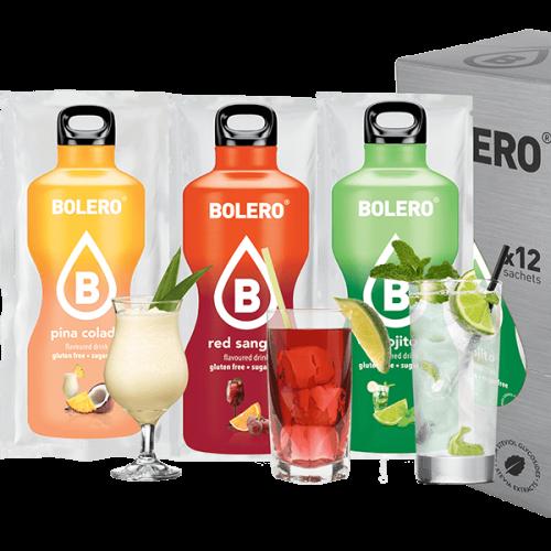 Bolero Cocktail Mix Box