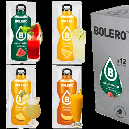 Bolero Tropical Mix Drink Powder